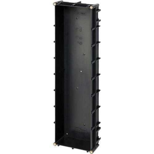 Aiphone 4-Module Semi-Flush Vertical Back Box for GT GT-4B
