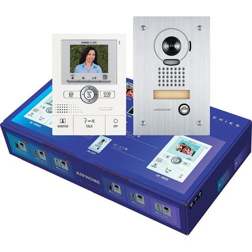 Aiphone JKS-1AEDF Hands-Free Color Video Intercom JKS-1AEDF