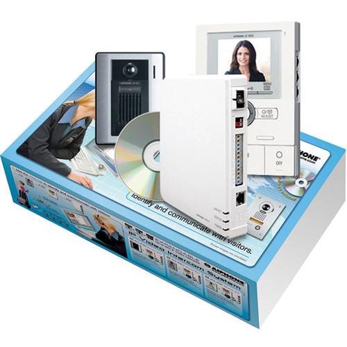 Aiphone JKS-IPED Hands-Free Color Video Intercom over JKS-IPED