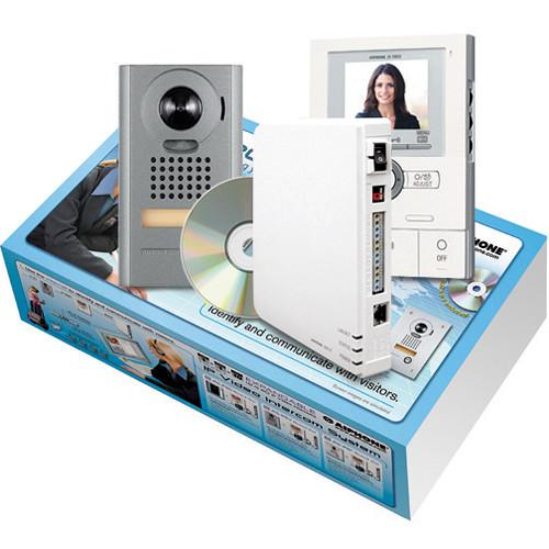 Aiphone JKS-IPEV Hands-Free Color Video Intercom over JKS-IPEV