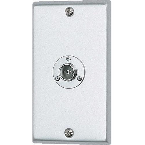 Aiphone NBY-1A 1-Gang Flush Metal Jack Wall Receptacle NBY-1A