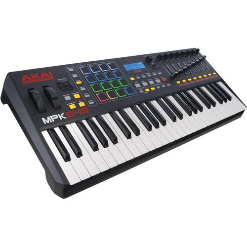 Akai Professional MPK 249 - Performance Keyboard MPK249