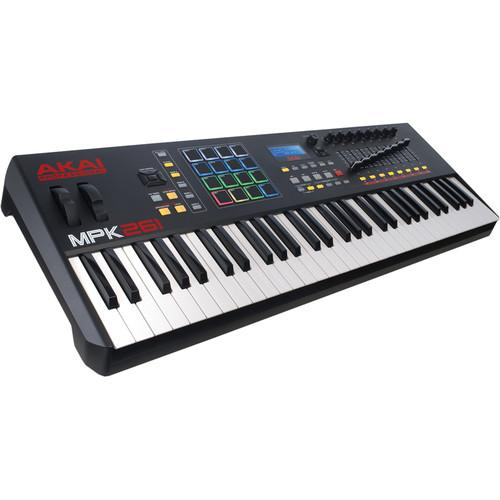 Akai Professional MPK 261 - Performance Keyboard MPK261