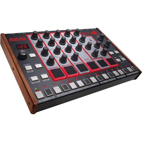 Akai Professional Rhythm Wolf - Analog Drum and Bass RHYTHM WOLF