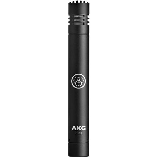 AKG P170 High-Performance Instrumental Microphone 3101H00410