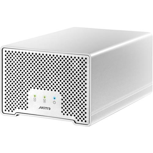 Akitio Neutrino Thunder D3 External Enclosure
