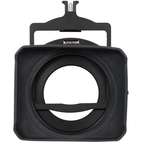 Alphatron Matte Box Xtreme Clip-on 4 x 4
