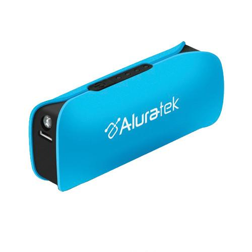 Aluratek 2600 mAh Portable Battery Charger with LED APBL01FSB