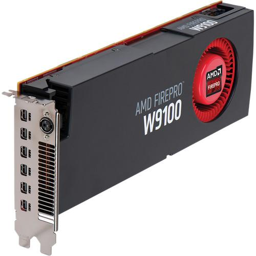AMD FirePro W9100 Workstation Graphics Card 100-505725