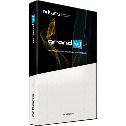 American DJ Grand VJ 2.0XT by Arkaos - VJ GRAND VJ 2.0-XT