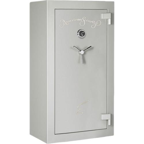 American Security SF-Series 30-Gun Safe NF6030LEFPLA