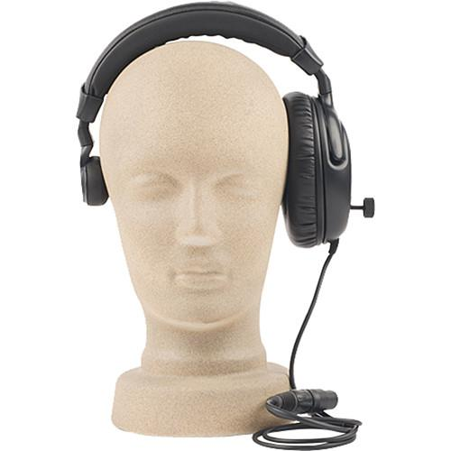Anchor Audio H-2000LS - Single-Muff Headset H-2000LS