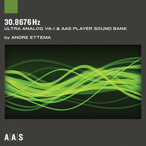 Applied Acoustics Systems 30.8676 Hz Sound Bank and AA-3086DW