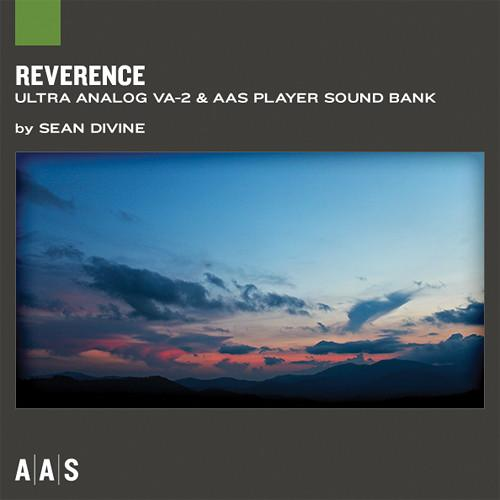 Applied Acoustics Systems Reverence - Ultra Analog VS-2 AA-REV