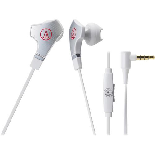 Audio-Technica SonicFuel ATH-CHX7iS Hybrid Earbud ATH-CHX7ISWH