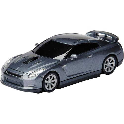 Automouse Nissan GT-R (R35) 2.4 GHz Wireless Mouse 95906W-GREY