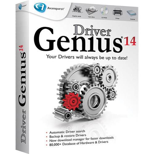 Avanquest Driver Genius 14 Professional (Download)