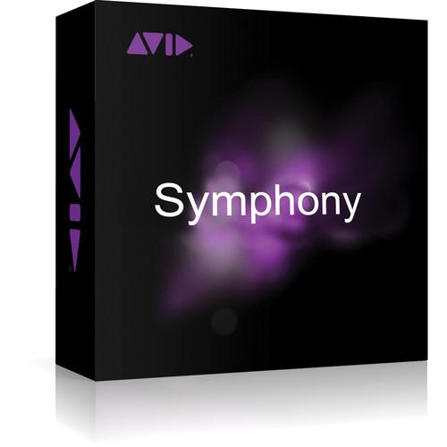 Avid Symphony Option for Media Composer 8 9935-65684-00