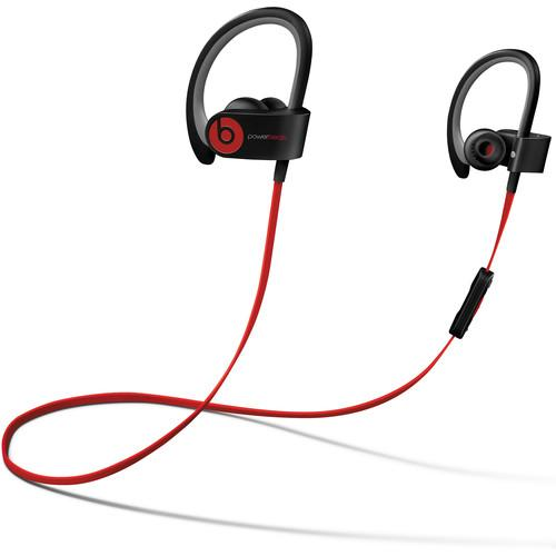 Beats by Dr. Dre Powerbeats2 Wireless Earbuds (Black) MHBE2AM/A