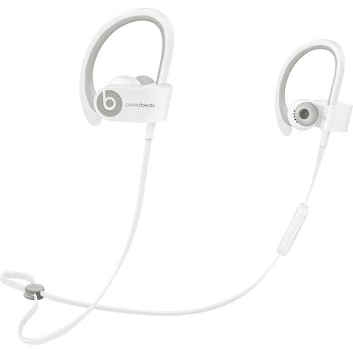 Beats by Dr. Dre Powerbeats2 Wireless Earbuds (White) MHBG2AM/A