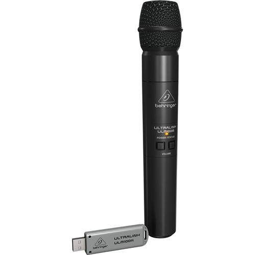 Behringer ULTRALINK ULM100USB High-Performance 2.4 ULM100-USB