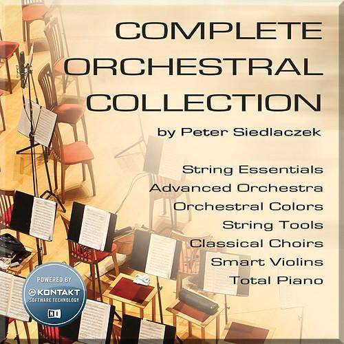 Big Fish Audio Complete Orchestral Collection BSV72243-P