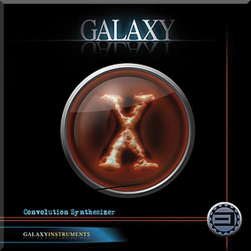Big Fish Audio Galaxy X - Virtual Instrument BSV71581-P