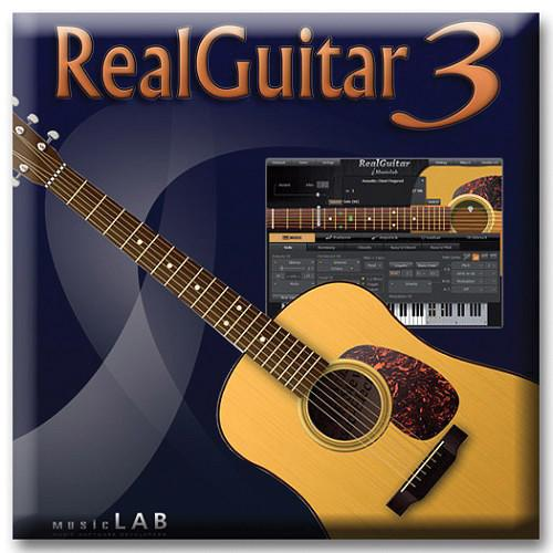 Big Fish Audio RealGuitar 3 - Acoustic Guitar Virtual BSV71800-