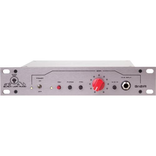 Black Lion Audio B12A MKII Microphone Preamplifier B12A