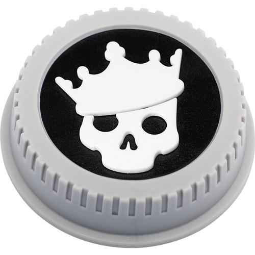 BlackRapid LensBling Skull with Crown Cap for Canon RAL12C1O