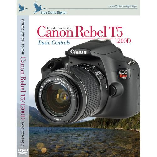 Blue Crane Digital DVD: Introduction to the Canon BC160