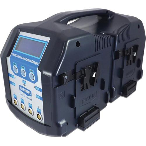 BLUESHAPE 8-Channel Charger & Monitoring Utility BLS-CVS8X