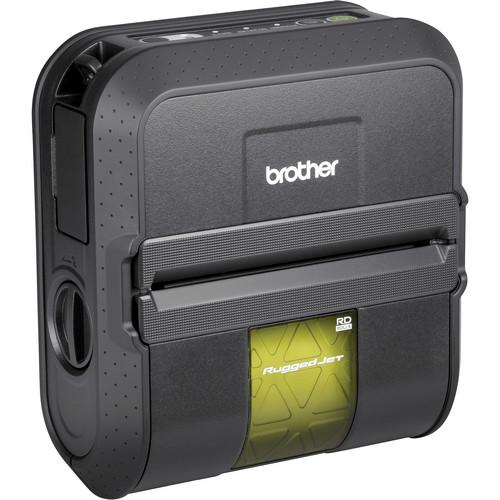 Brother RJ4040 RuggedJet Mobile Printer with Wi-Fi RJ4040