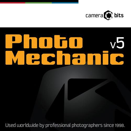 Camera Bits Photo Mechanic Version 5 (Download) 5010