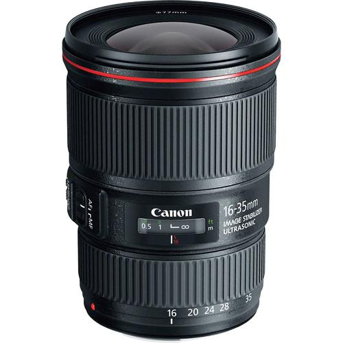 Canon  EF 16-35mm f/4L IS USM Lens 9518B002