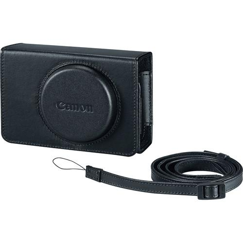Canon PSC-5300 Deluxe Leather Case for PowerShot G7 X 0448C001