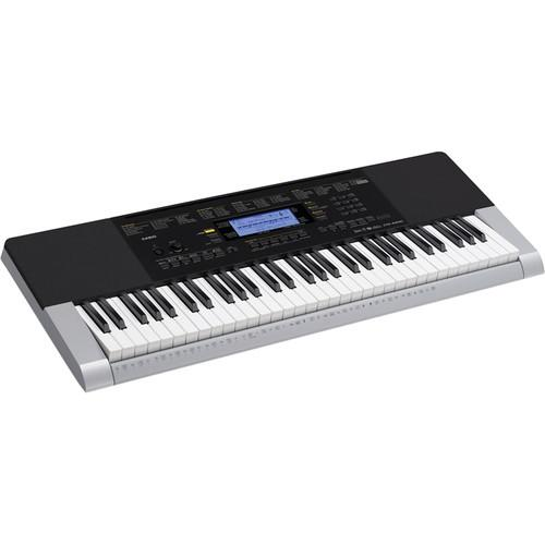 Casio CTK-4400 - Digital Keyboard with EFX Sound Sampler CTK4400