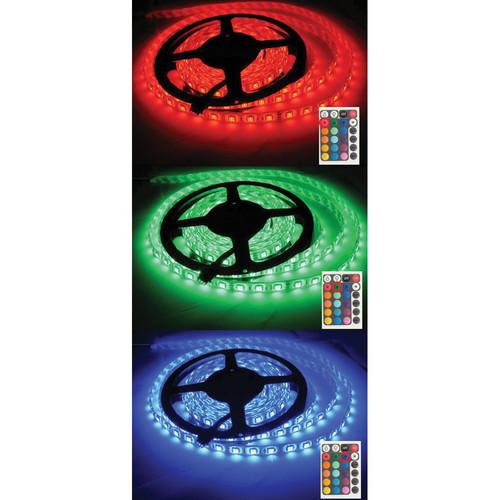 Cavision Waterproof RGB LED Strip (16.4') ELSWP5560C