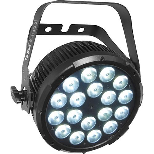 CHAUVET COLORdash PAR Tri-18 VW LED Light COLORDASHPARTRI18VW