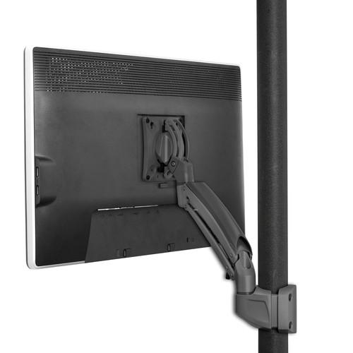 Chief Kontour K1P Dynamic Pole Single Monitor Mount K1P110B