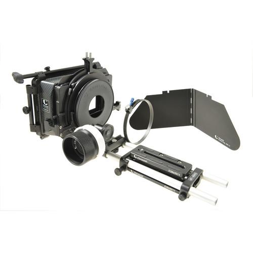 Chrosziel 450-R2 Matte Box and Follow Focus Kit C-450R2-BMD1AKIT