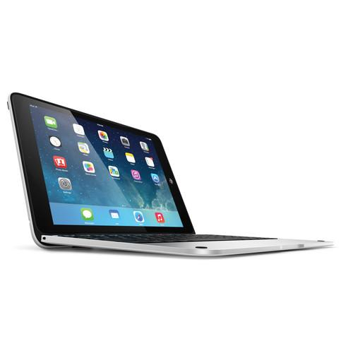 ClamCase ClamCase Pro for iPad Air (White / Silver) IPD-271-WSLV