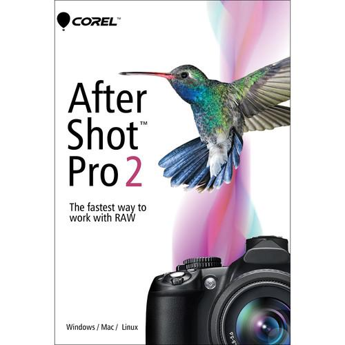 Corel  AfterShot Pro 2 (Download) ESDASP2MLAM
