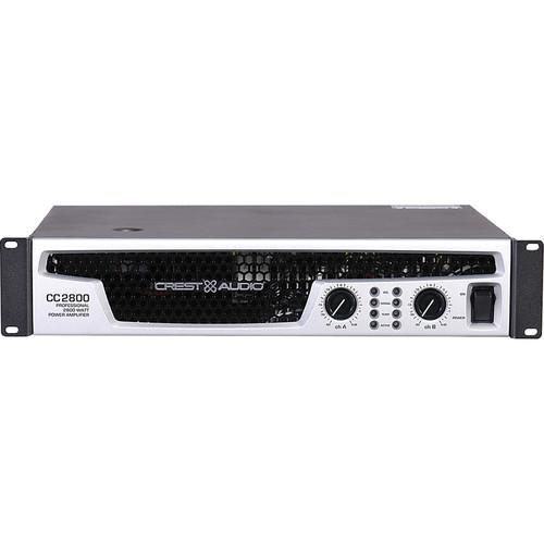 Crest Audio CC2800 Professional Power Amplifier 01000700