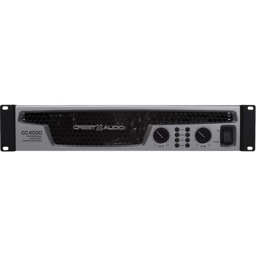 Crest Audio CC4000 Professional Power Amplifier 1000740
