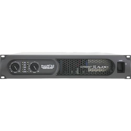 Crest Audio Pro-LITE 5.0 Professional Power Amplifier 3602140