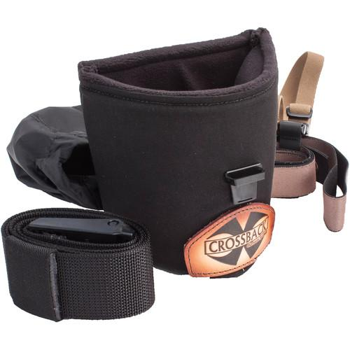 Crooked Horn Outfitters Crossback Sling and Holster CB-300