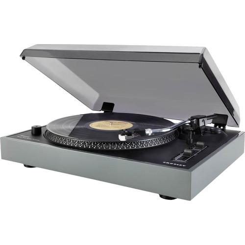 Crosley Radio Advance Turntable with Pitch Control, CR6009A-GY