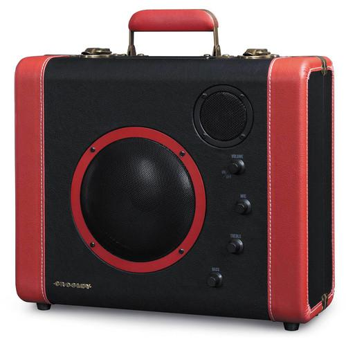 Crosley Radio CR8008 SoundBomb Portable Speaker CR8008A-BK
