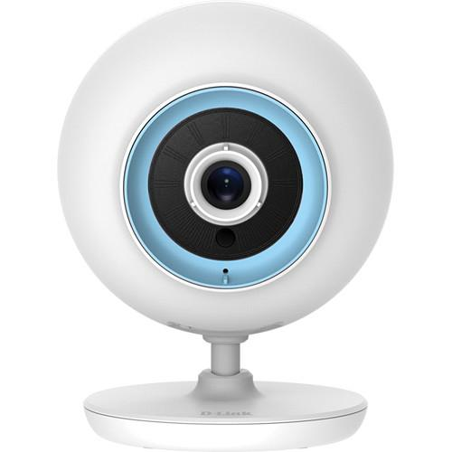 D-Link DCS-820L Wi-Fi Day/Night Cloud Baby Camera DCS-820L